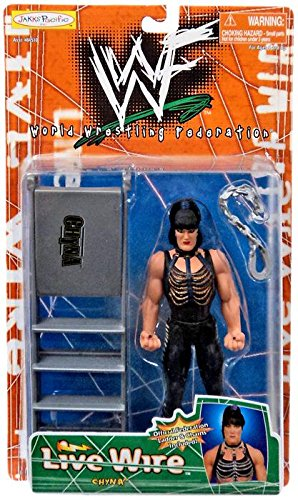 (Live Wire Limited Edition Chyna WWE/WWF Wrestling Action Figure)