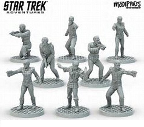 Star Trek Adventures Modiphius Entertainment Romulan Strike Team SW by Modiphius Entertainment