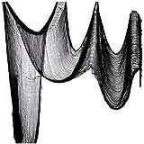 Halloween Creepy Cloth Decoration, 12 FEET x 2.5 FEET, By Dondor
