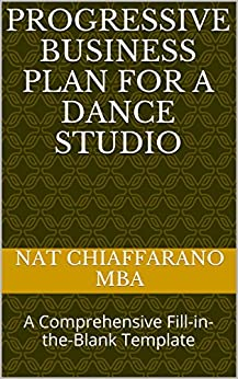 A Sample Dance Studio Business Plan Template