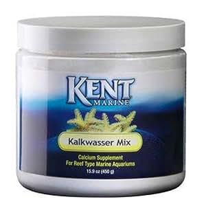 Kent Marine 00003 Kalkwasser Mix, 15.9-Ounce Jar