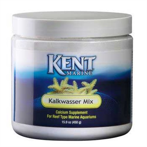 (Kent Marine 00003 Kalkwasser Mix, 15.9-Ounce Jar)