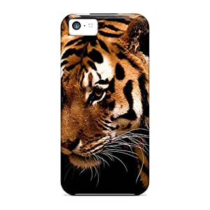 Premium Iphone 5c Cases - Protective Skin - High Quality For Tiger