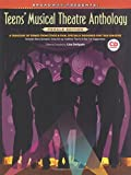 Broadway Presents] Teens' Musical Theatre Anthology Female Edition CD Included PVG
