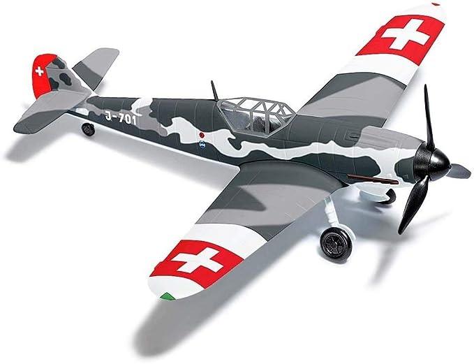 Busch 25017 Plane Bf 109 G6 Schweiz HO Military Model Scale Military Model