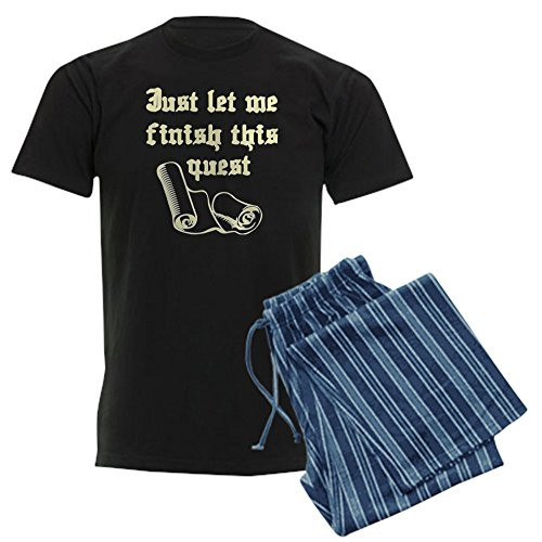 CafePress Wow Quest Pajama Set
