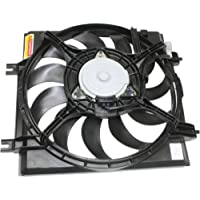 MAPM Premium FORESTER 14-15 A/C CONDENSER FAN ASSEMBLY