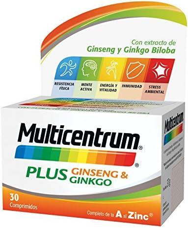 Multicentrum Plus, Complemento Alimenticio