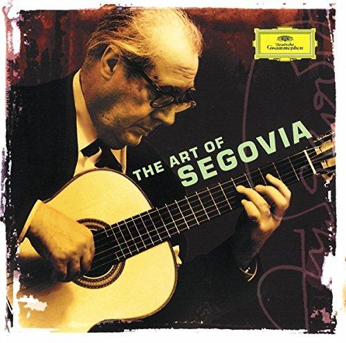 The Art Of Segovia (2 CD) by SEGOVIA,ANDRES (Image #2)