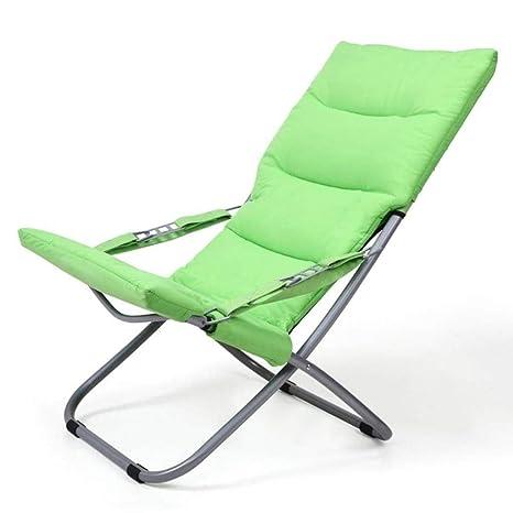 IAIZI Tumbona, sillas Plegables Sillas Plegables de Gravedad ...