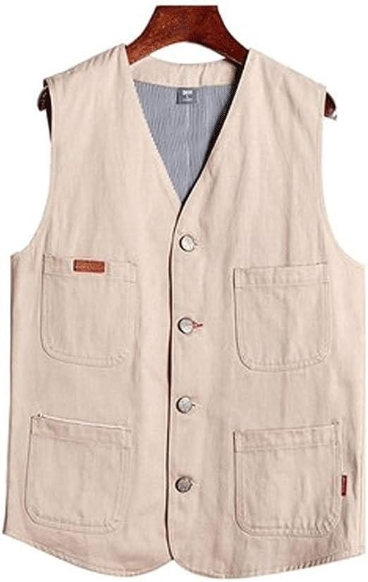 Winter vest HXF - Chaleco de algodón para Hombre, diseño de ...