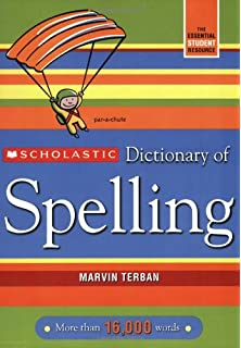 Amazon a champions guide to success in spelling bees scholastic dictionary of spelling fandeluxe Gallery
