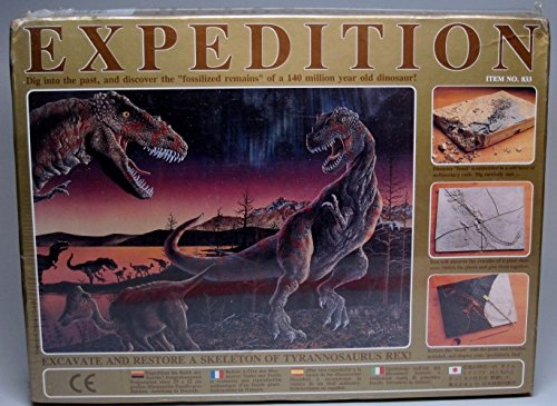 Kristal Educational Expedition CL: Large T - Rex