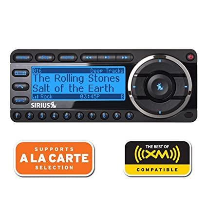 amazon com sirius sdst5v1 starmate 5 dock and play radio with rh amazon com Sirius Starmate Home Kit 5 Sirius Starmate 4 Speaker Home