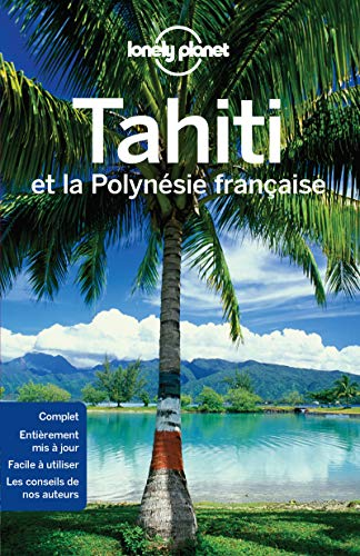 Tahiti -7ed Lonely Planet LONELY PLANET