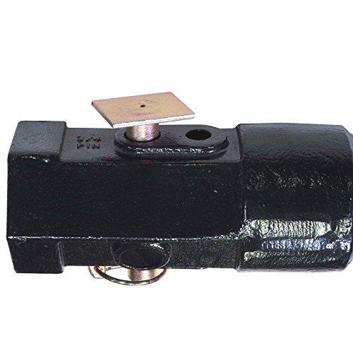 [해외]12 지름 오거 비트 w 2 육각 연결 모든 스틸/12  Diameter Auger Bit w  2  Hex Connectivity All Steel