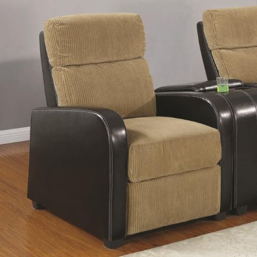 UPC 021032241056, Coolidge Recliner Chair in Brown
