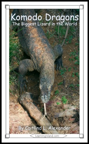 Komodo Dragons: The Biggest Lizard in the World (15_Minute Books Book 333) (The Biggest Komodo Dragon In The World)