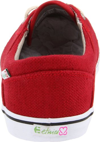 Rouge Caprice Wn mode Etnies Fashion Eco UnEfXq