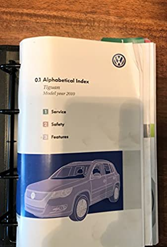 volkswagen tiguan 2010 owners manual 9780837616568 amazon com books rh amazon com VW Touran 2017 VW Tiguan