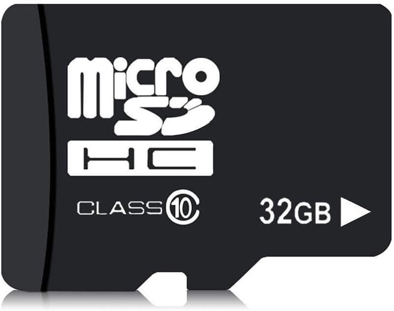 liuliuniu 32G MicroSD Cards 10 High Speed Memory TF Card with Adapter Mobile Phone MicroSD Cards