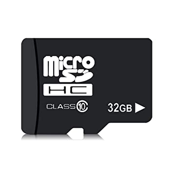 Fanala 32G MicroSD Cards 10 High Speed Memory TF Card with Adapter Mobile Phone MicroSD Cards