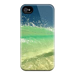 Series Skin Cases Covers For Iphone 6(wave)