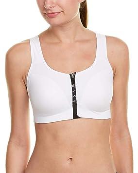 Nike - Shape Zip - Soutien-Gorge de Sport - Femme  Amazon.fr  Sports ... dc482d95cbf