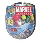 mighty beanz marvel - Marvel Universe Mighty Beanz 4 Pack - ELEKTRA
