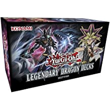 Yugioh Legendary Dragon Decks Set English TCG Game - 153 cards