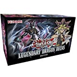 Yugioh Legendary Dragon Decks Set English TCG Game - 153 cards