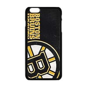 fashion case Boston Bruins Hockey Design Fashion Comstom Plastic case cover Q2o0GKo8DSN cover For iphone 6 4.7