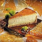 Sweet Street Creme Hand Fired Brulee Cheesecake - Vip, 14 Slice -- 2 per case.