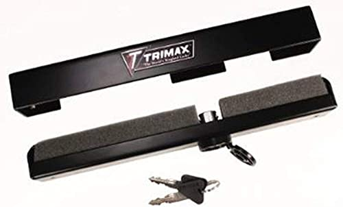 Outboard Motor Lock Quick Release/Install, Secures Clamps [Trimax] detail review