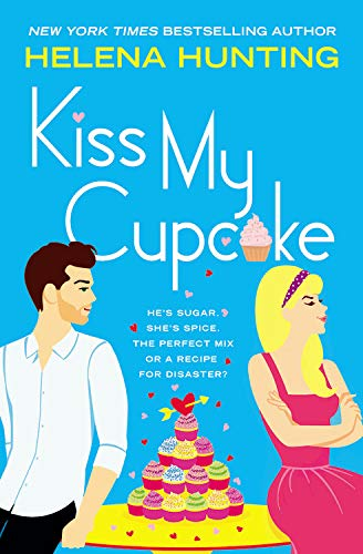 Book Cover: Kiss My Cupcake