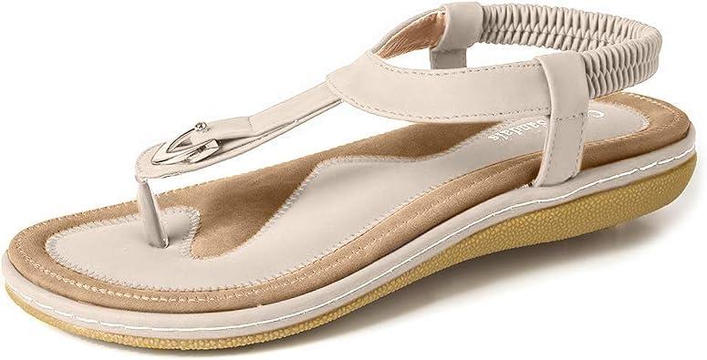 Comfy Sandals, Comfort Slip On