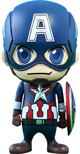 Hot Toys Iron Legion Avengers Age of Ultron Cosbaby Series 1 4 inches Vinyl Figu