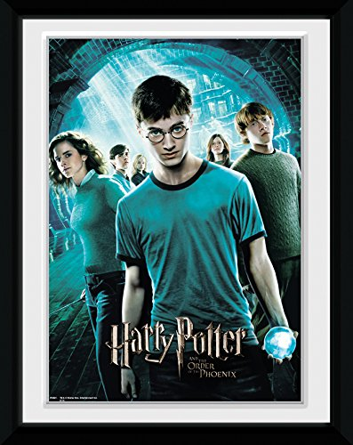 GB eye LTD, Harry Potter 4, Main, Foto incorniciata, 15 x 20 cm PFA581