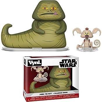 Amazon Com Funko Pop Exclusive Star Wars 6 Quot Jabba The