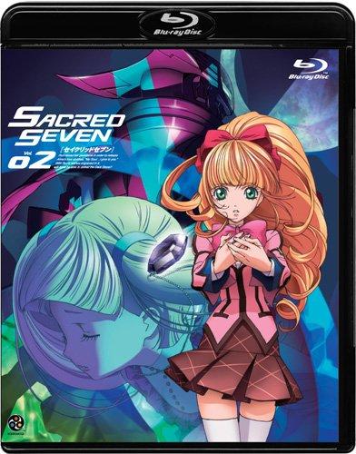 Sacred Seven Vol.02 w/ English Subtitles [Regular Edition] [Blu-ray]