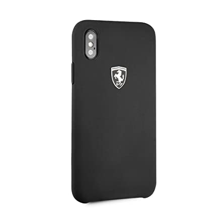 Amazon.com: Funda para iPhone X y iPhone Xs de Ferrari, de ...