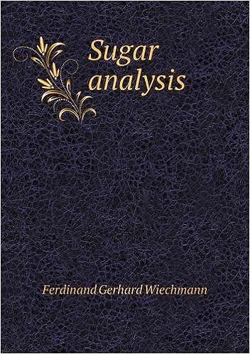 Book Sugar Analysis