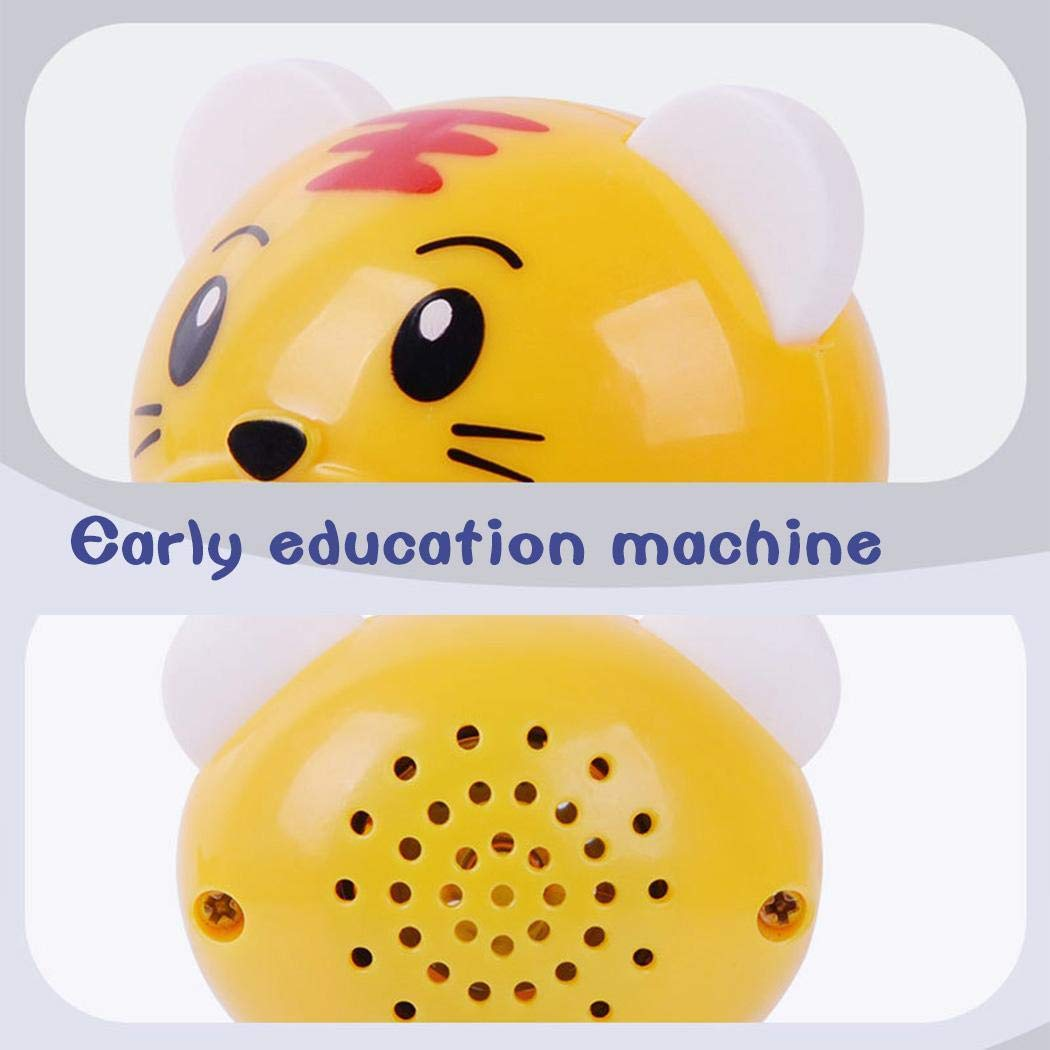 YENJO Mini Cartoon Children's Story Early Learning Machine Kids Education Toys Electronic Systems by YENJO (Image #5)
