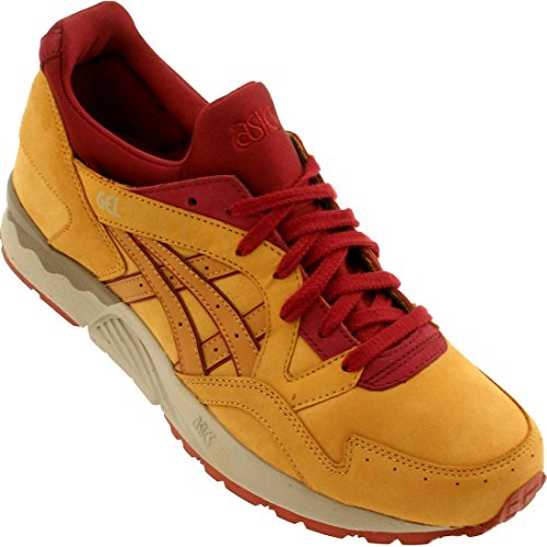 Gel Lyte V Mens (Alpine Pack) in Tan/Tan by Asics, 10.5