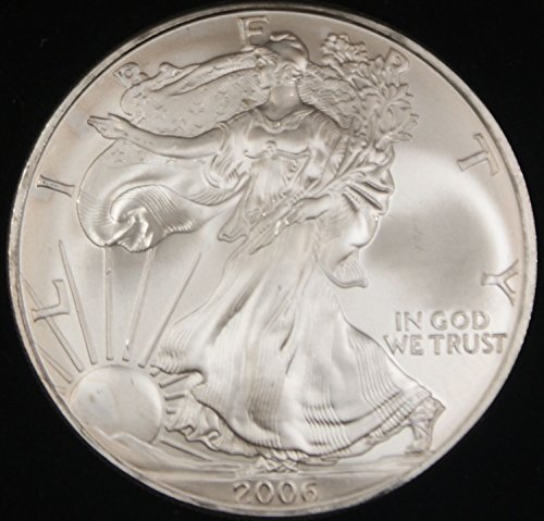 2006 Silver Eagle Silver Dollar Brilliant Uncirculated ()