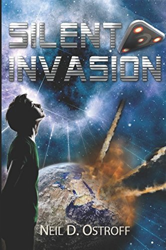 Silent Invasion (The Galactic Warrior Series - Book One)
