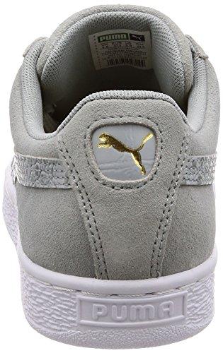Grigio Uomo Fabulous Sneaker Suede Puma Grigio Classic Bboy PwI4xq0