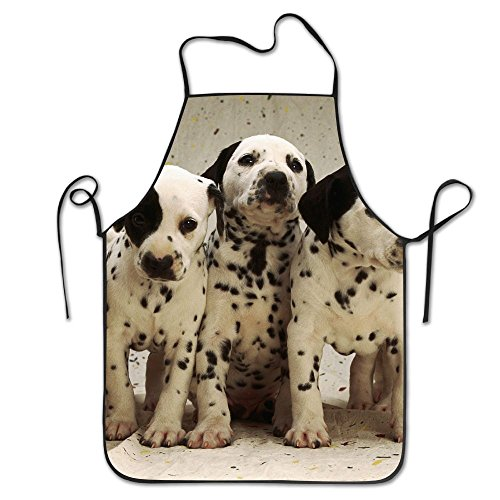 Les Mis Costumes Images (Dalmatian-puppy Restaurant Home Kitchen Kitchen Aprons For Women And Men, Apron Bib For Cooking, Grill And Baking, Crafting, Gardening - Adjustable Neck Strap)