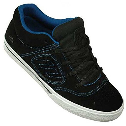 Emerica 3 Black Reynolds Youth Shoes H0ZHrA