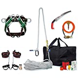 Entry-Level Combo Spur and Rope Kit (Size: Medium)